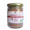 Energy mix. Guaraná, Maca y Cacao puro.